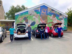 Volunteers Food Projects